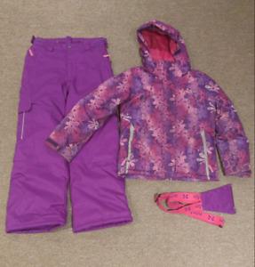 Habit de neige / de ski pour filles/ ski snow suit for girls