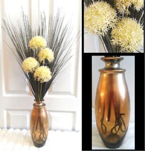 Stand for flowers kijiji in calgary buy sell save with pier 1 vase with tall silk flower arrangements mightylinksfo