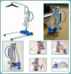 Hoyer lift patient lift + sling in good condition T. 647-781-898
