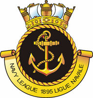 Navy League Officers