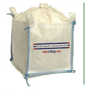 NEW Industrial Bags with Lifting Loops - various sizes London Ontario image 1