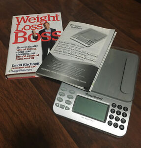 Weight Watchers Scale & Book