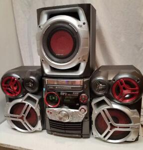 Panasonic SC-AK520 - mini system audio systems (excellent condit