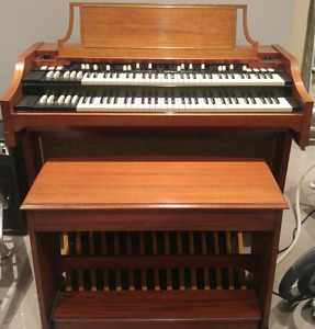 Hammond Organ liquidation