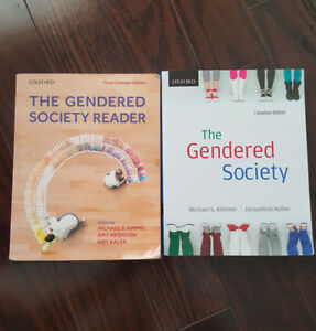 SOCI 3690- The Gendered Society and The Gendered Society Reader