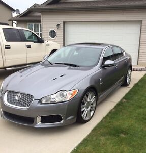 2011 Jaguar XFR Sedan Warranty-June 2019