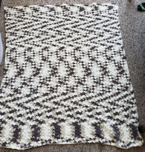 Crochet Throw/Sofa Afghan
