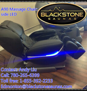 Irest A90 massage chair floor model on sale