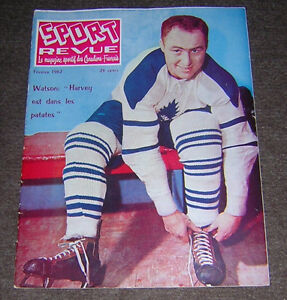 RED KELLY TORONTO MAPLE LEAFS - COPY OF COVER
