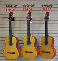 Guitar Sale Acoustic,Classical,Electric NEW www.musicm.ca