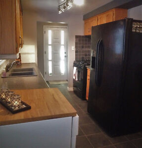 Available March 1st BEAUTIFUL 3 bedroom MAIN level bungalow