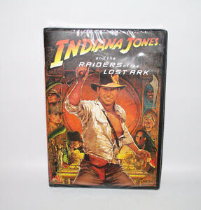 Indiana Jones and the Raiders of the Lost Ark DVD New Sealed London Ontario image 1