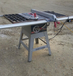 Table Saw Buy Or Sell Power Tools In Kamloops Kijiji