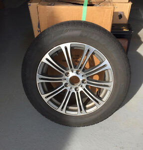 BMW X3 Winter Rims/17""