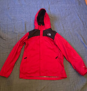Boys North Face Rain Jacket SIze 18/20