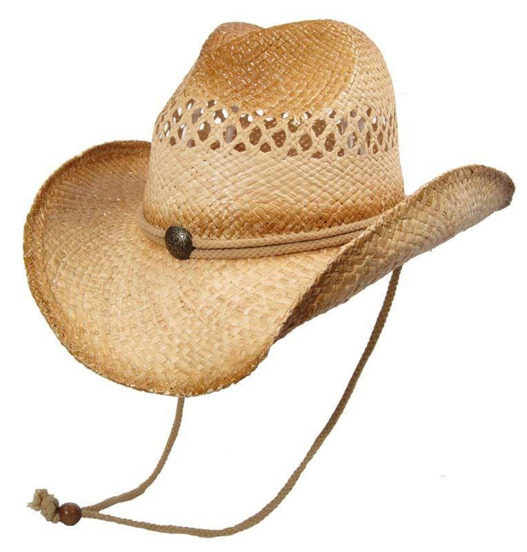 womens straw cowboy hat ebay