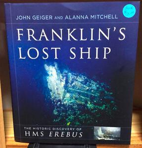FRANKLIN'S LOST SHIP: Belleville Belleville Area image 1