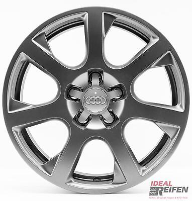 4 Audi A4 8W B9 17 Inch Alloy Wheels Original Audi Rims 8RE Tm for sale  Shipping to Ireland