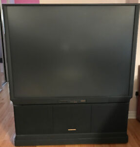 Hitachi 60UX54B Television/TV (provide your own moving method)