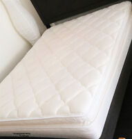 "LIKE NEW EURO PILLOWTOP QUEEN MATTRESS ""KINGSDOWN"""