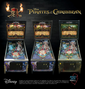Pirates of the Carribean Pinball - WOW! Best pricing from NITRO!