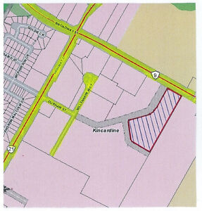 Lot Part 8 Durham St. Ext, Kincardine, ON - 9 Acres