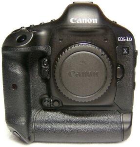 CANON EOS 1DX 18.1MP Digital SLR Camera LESS THAN 1000 SHOTS !!!