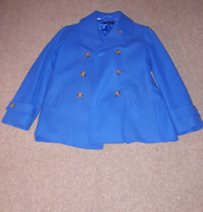Lands' End Winter coat size 8P.