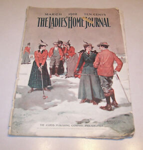 The Ladies Home Journal from March 1900