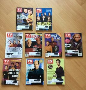 VINTAGE TV GUIDES West Island Greater Montréal image 2