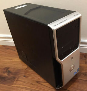 DELL Precision T1500 Desktop PC Kitchener / Waterloo Kitchener Area image 1