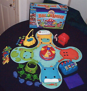 CRANIUM BALLOON LAGOON Board Game 4-in-1 Carnival Game London Ontario image 1