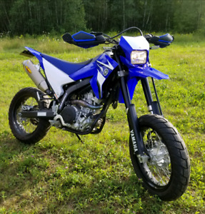 Yamaha WR250X Supermoto