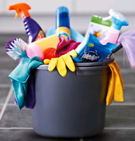 Cleaning & Organizing Services!