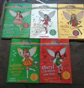 Rainbow Magic Holiday Special Edition Children's Books