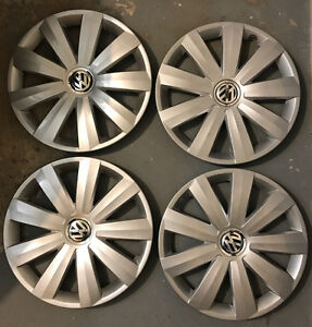 Volkswagen 16 inch wheel covers