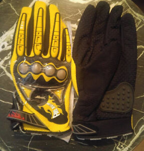 new armoured motorcycle gloves