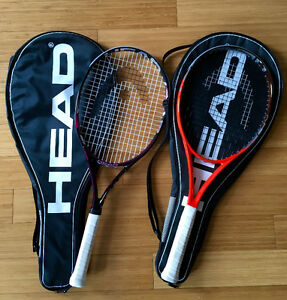 HEAD Tennis Racquets Radical S and Instinct S