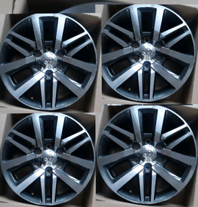 18inch Hilux/Prado  Brand New Wheels in Box