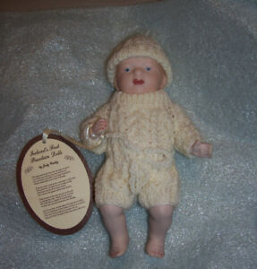Porcelain Doll From Ireland