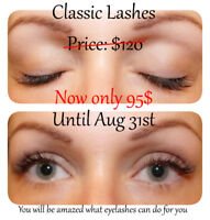 Russian Volume Eyelashes Extension New !!! Halifax