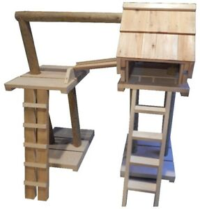 Cat Play Tree -- can be used with Catio