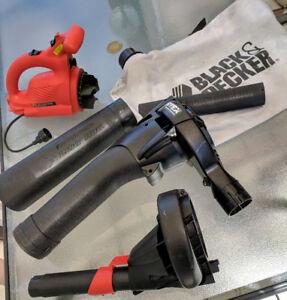 Yard Leaf Blower/Vacuum/Leaf Mulching, Electric