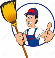 Move in/outs Spring or anything cleans $30 per hour 2 cleaner's