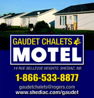 Looking for F/T and P/T cleaners for our Chalets for the summer