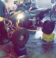 2008 can am ds 450 x