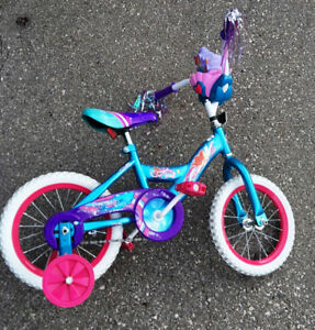 Girl's Bike for sale (pink)