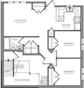 Walkout Basement Suite Available for Rent January 1st 2017