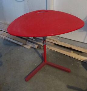 Table pour portable Ikea