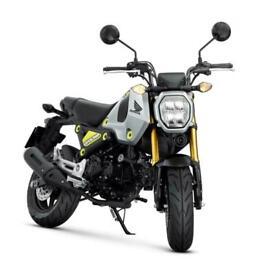 2021 New Honda MSX125 Grom, New Model NOW IN STORE 6.9% MSX 125cc Mini Bike
